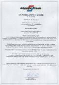 NT78EI - Prohlášení o shode